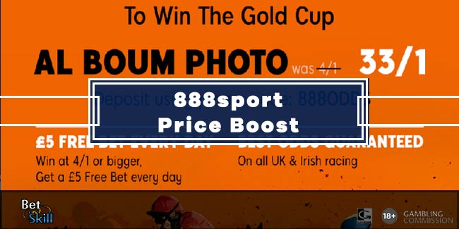 Get 33/1 Al Boum Photo To Win The Cheltenham Gold Cup at 888sport