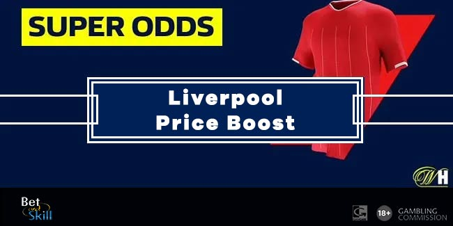 Get 20/1 Liverpool To Score Vs Chelsea With William Hill