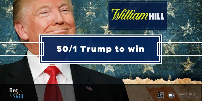 william hill bet on us election