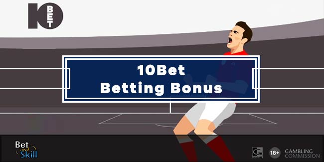 10Bet Sports Bonus Code - 100% Up To €/£50 For New Players