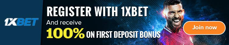 1XBet Betting Bonus