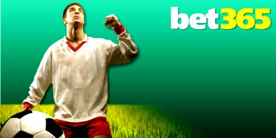 Bet365 adds a 100% bonus to football accumulators every weekend