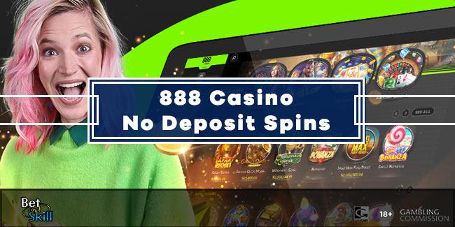 888casino No Deposit Free Spins Claim 30 Free Now Betandskill