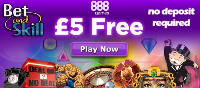 888games no deposit bonus