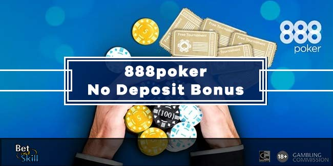 888poker Free 20 No Deposit Required 300 Welcome Bonus