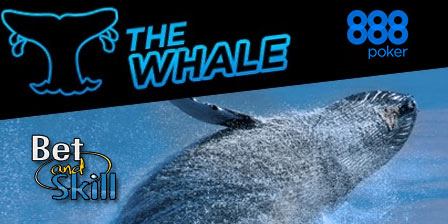 888 Poker Super Whale Tournament: qualify with our no deposit bonus