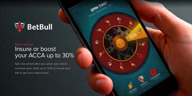 betbull spin the wheel