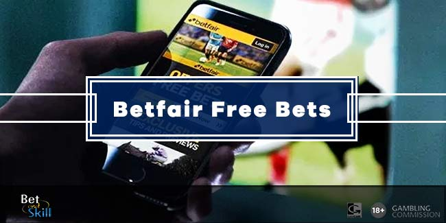 How to claim free bet on betfair sports betting laws proposed indiana