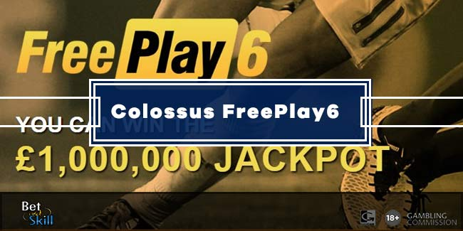 FreePlay 6 Tips and Prediction. Copy & Win £1 Million Weekly Jackpot!