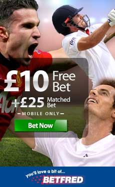 Betfred Mobile betting no deposit free bet