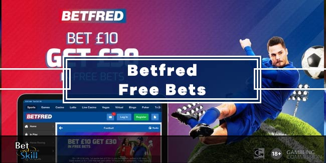 Betfred Bet £10 Get £30 Free Bets + £10 Extra Bonus