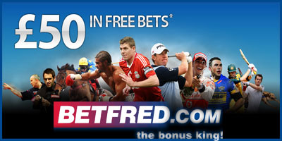 Betfred Review: bonuses, promotions, details, pro and cons.