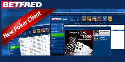 Betfred Poker launches new lobby: a lot of new features and promotions