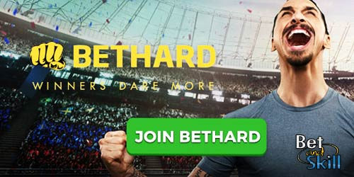 BetHard Betting Bonus: Up to £50 in Free Bets for UK Customers