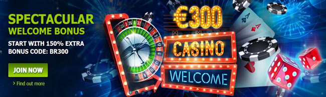 betrally casino bonus