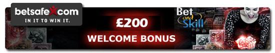 betsafe casino bonus £200