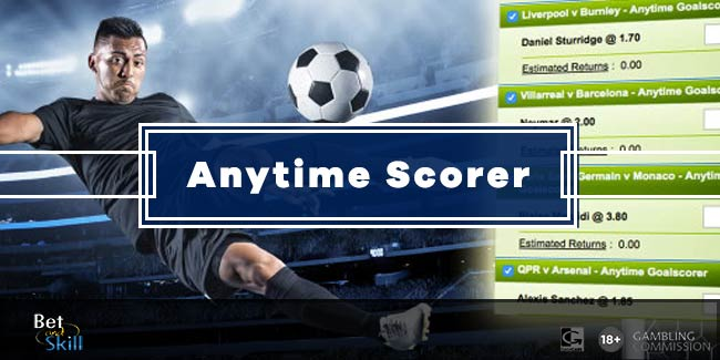 Anytime Scorer Betting: All You Need To Know