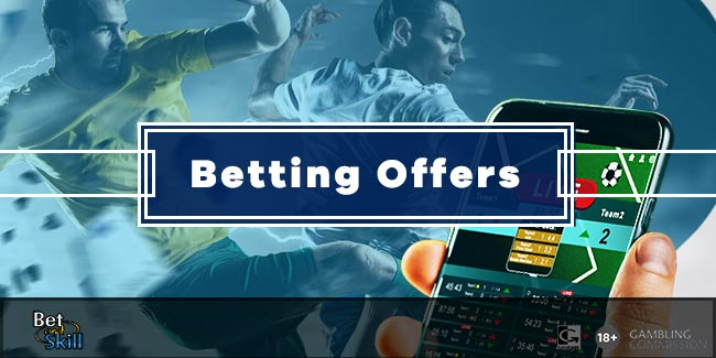 Betting Offers (June 2020): The Best Bonuses, Promotions & How To Claim Them