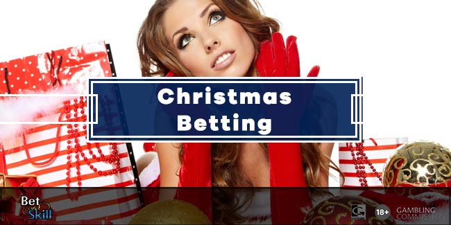 Christmas Betting: The Best Markets & Odds To Get Into The Festivities