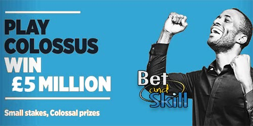 £5,000,000 Colossus Jackpot predictions and tips. Copy and win!