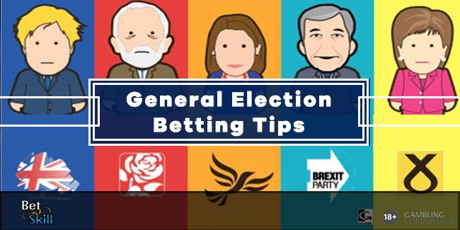 General Election 2019 Betting Tips, Predictions & Odds