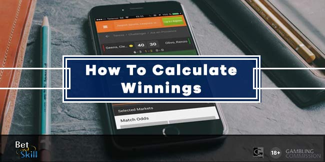 How To Calculate Winnings Of A Betting System