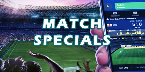 Match Specials Tips: All You Need To Know