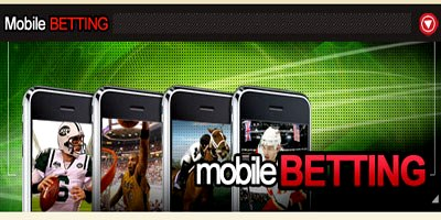 Best Iphone, Ipad, Android and Blackberry mobile betting sites