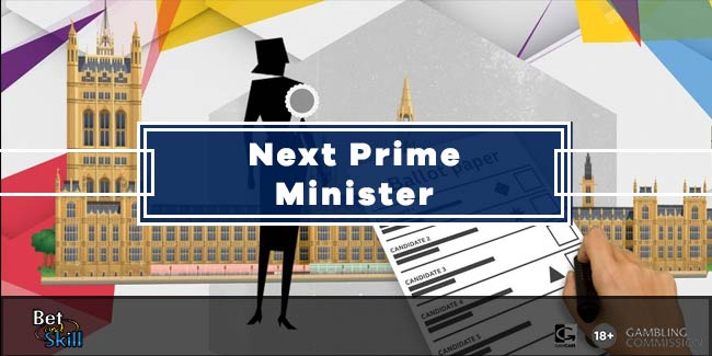 Next Prime Minister Betting Odds: Who Will Be The Next PM?
