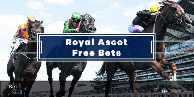 Royal Ascot Free Bets & Promotions
