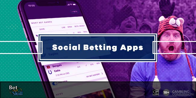 social betting apps