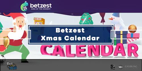 Betzest Christmas Calendar + 200% Christmas Bonus