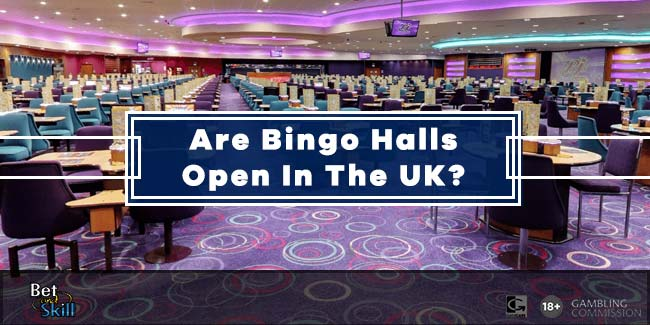 Are Bingo Halls Open? All The Info You Need To Know