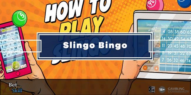 Slingo Bingo: What Is It & How Do I Play