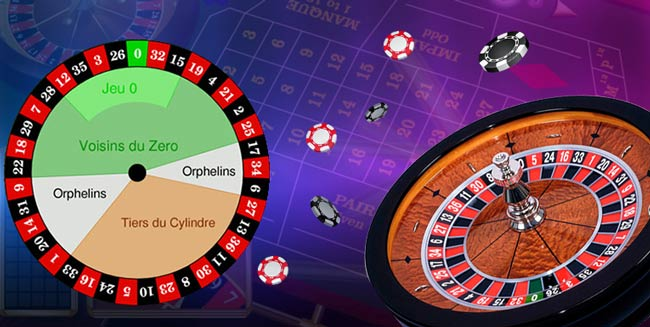 Orphelins Roulette table