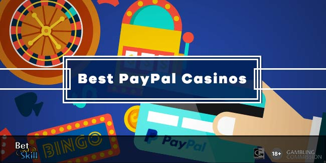 PayPal Casino Sites - Depositing & Withdrawing With Your eWallet