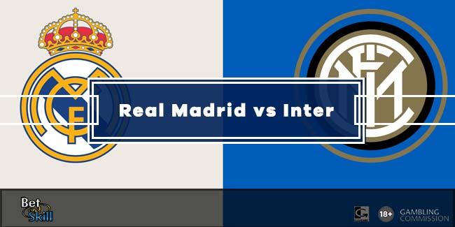 real madrid vs inter milan predictions betting preview champions league 3 11 2020 betandskill real madrid vs inter milan predictions