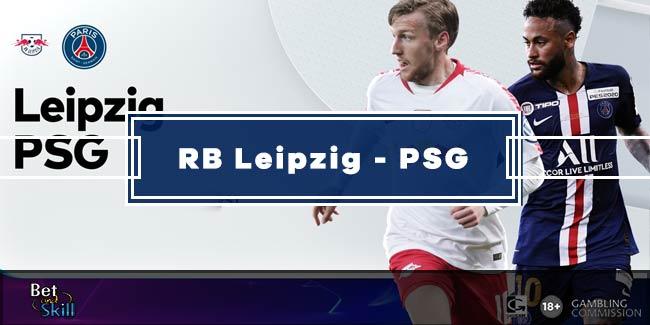 RB Leipzig vs PSG Betting Tips: Winner, Correct Score & More (Champions League - 18.8.2020)
