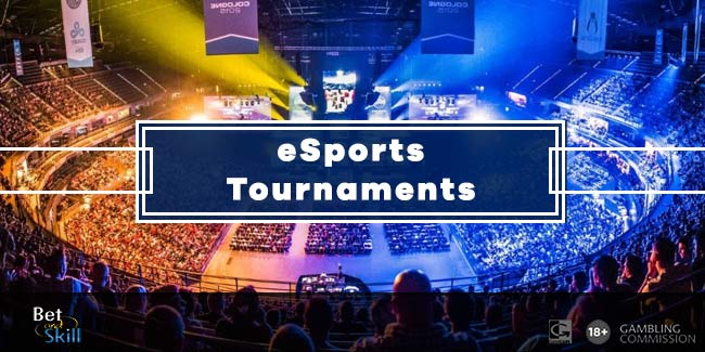 The Biggest Esports Tournaments To Bet On