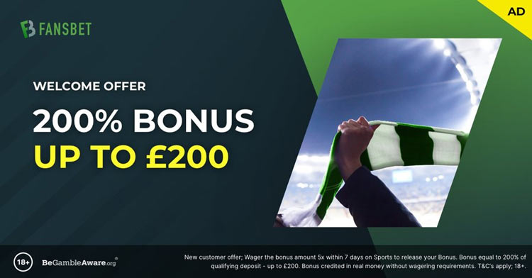 fansbet betting bonus