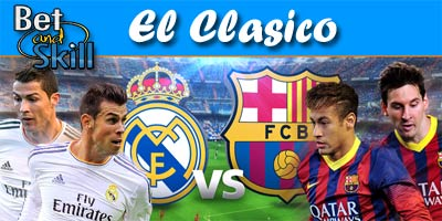 Real madrid barcelona betting october 25 is matched betting legal in the us