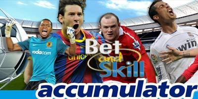 This weekend's best football accumulator predictions. Copy and win!