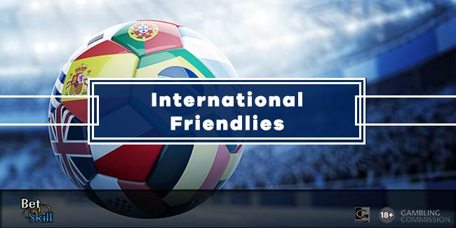 International Friendlies predictions and accumulators tips