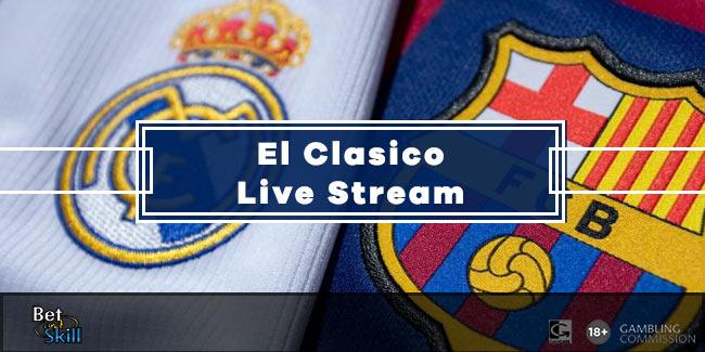 Live Stream El Clasico