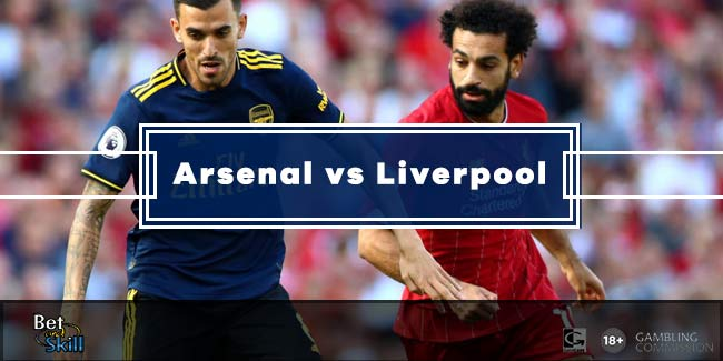 Arsenal v Liverpool Predictions, Betting Tips, Lineups & Odds (Premier League - 3.11.2018)