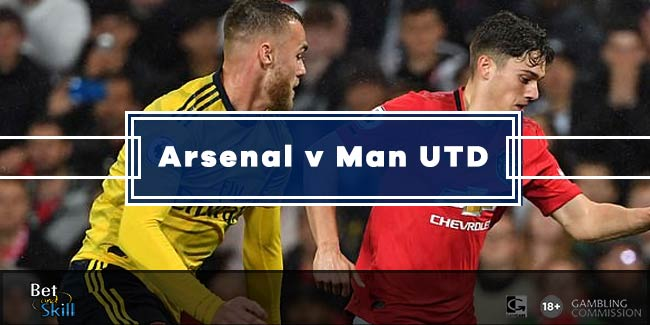 Arsenal v man utd betting preview forking crypto currency news