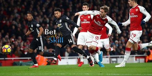 Arsenal vs Man UTD Betting Tips, Predictions, Lineups & Odds (Premier League - 10-3.2019)