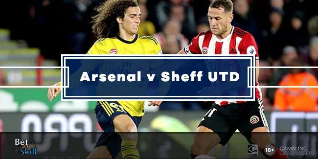 Arsenal v Sheffield UTD Predictions, Betting Tips, Lineups & Odds (Premier League - 18.1.2020)