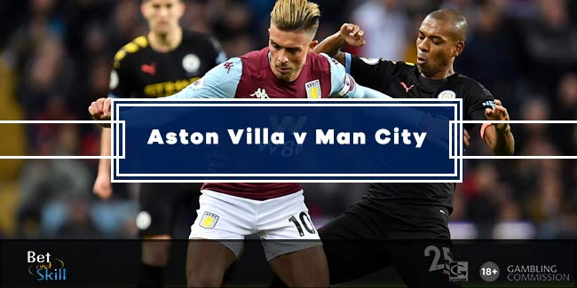 Aston Villa v Man City Betting Tips, Lineups & Odds (EFL Cup Final 2020)