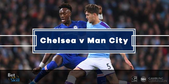 Chelsea v Man City EFL Cup Final Betting Tips, Lineups & Odds (February 24, 2019)